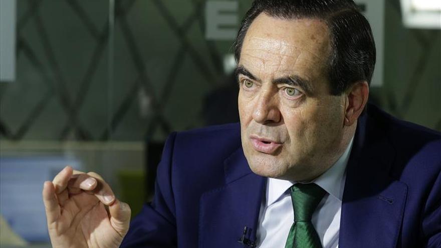 El exministro José Bono. / Efe