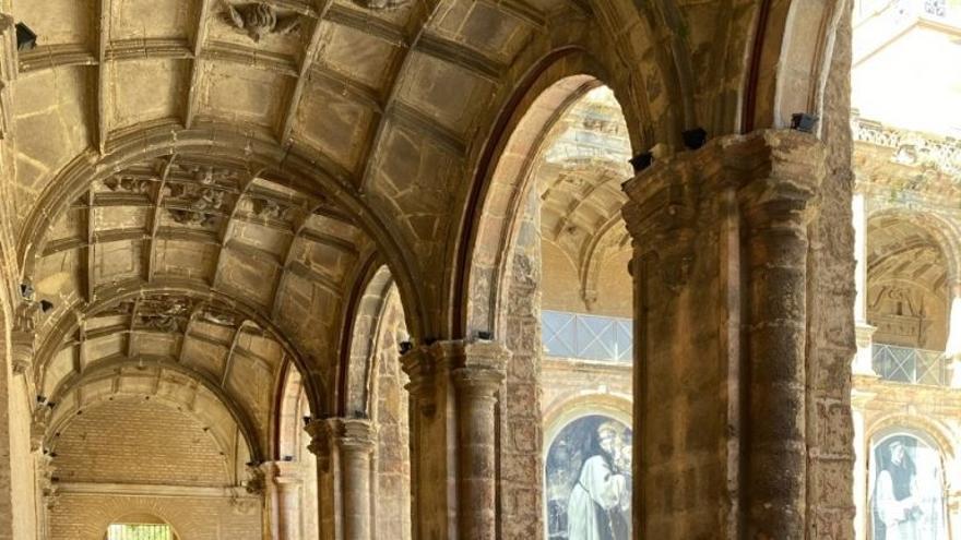 Cuentacuentos en el monasterio de San Jerónimo