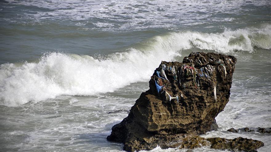 Las aguas del Atlántico se han tragado a cientos de jóvenes de esta región./ J. Blasco de Avellaneda