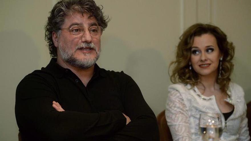 El tenor argentino José Cura actuará en el festival de Dubrovnik
