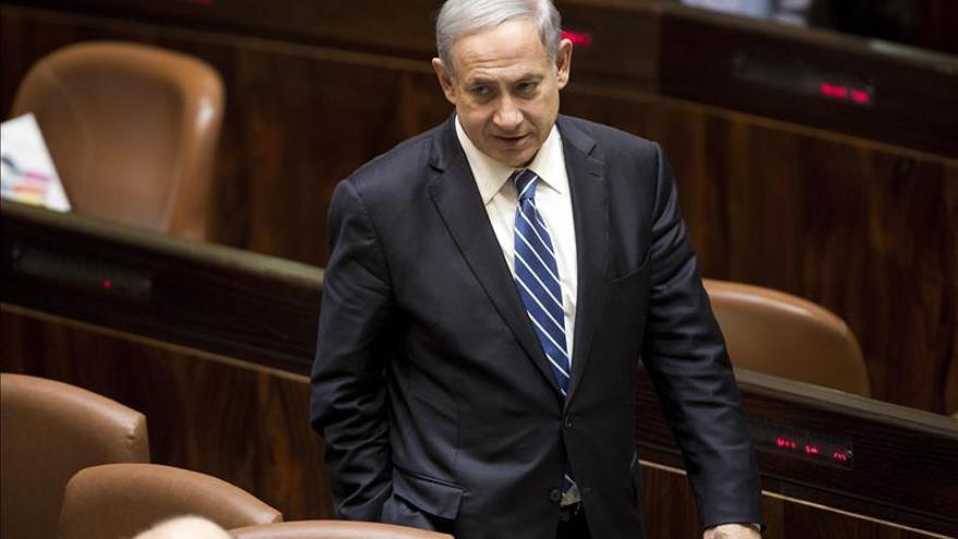 El Parlamento israelí aprueba en primera lectura la ley para ampliar el gobierno