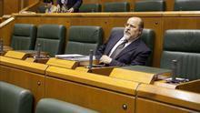 El parlamentario socialista Txarli Prieto.