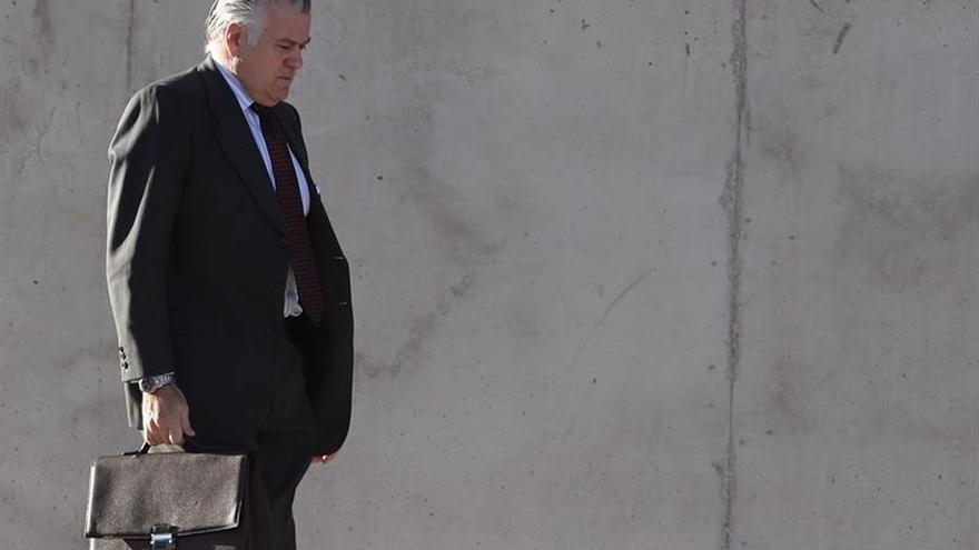Bárcenas y excargos del PP valenciano, citados hoy al juicio de Gürtel