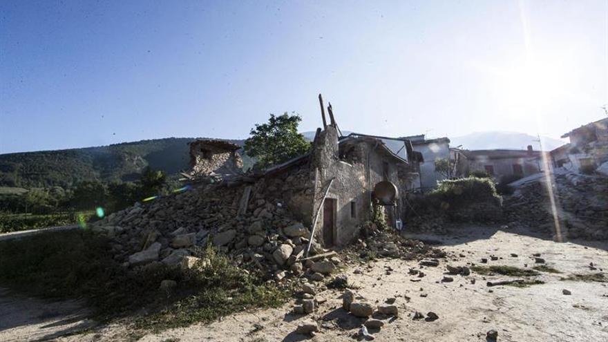 Ascienden a 297 los fallecidos por el seísmo del 24 de agosto en Italia