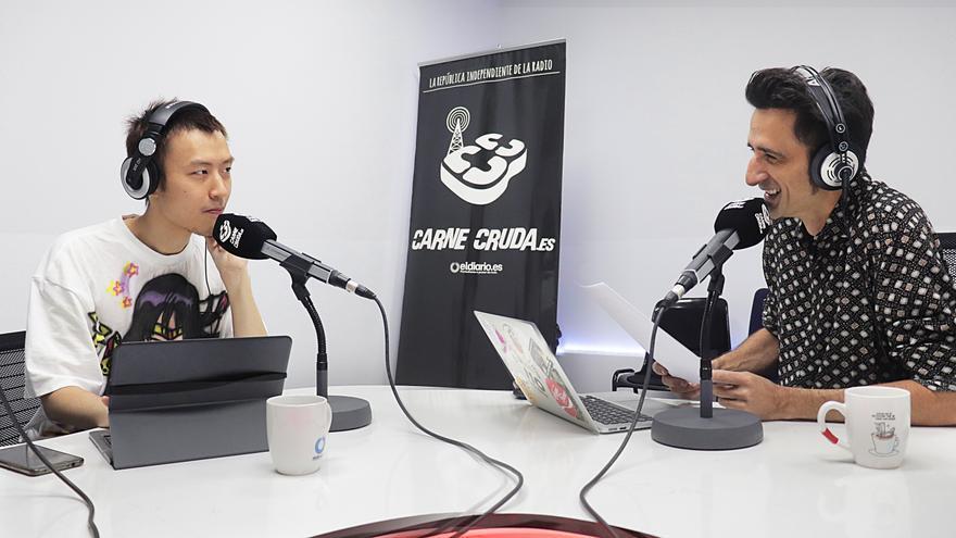 Putochinomaricón y Javier Gallego 593