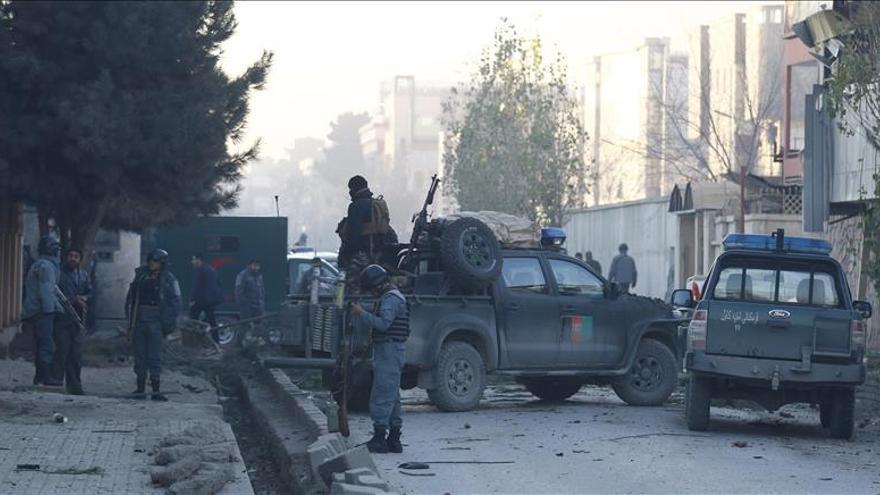 """Siete """"geos"""" y tres antidisturbios relevarán a los policías desplegados en Kabul"""