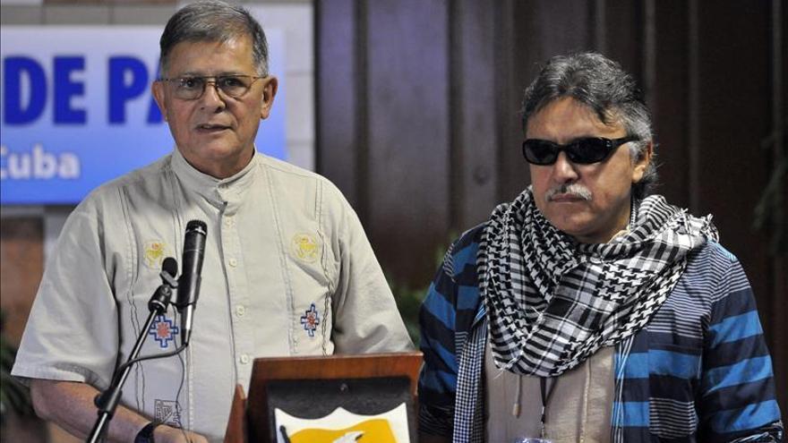 Las FARC ratifican su decisión de ser un movimiento político tras el fin del conflicto