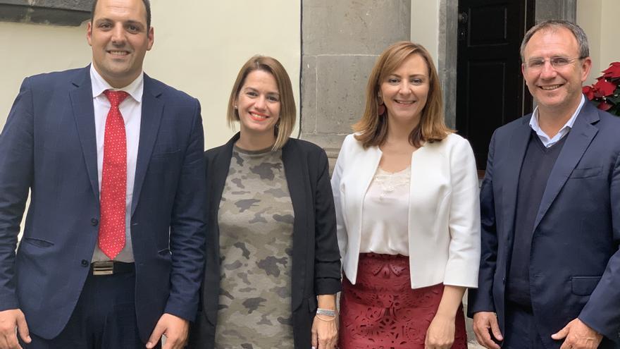 """CC La Palma impulsa enmiendas a los presupuestos del Gobierno de Canarias """"para mejorar las inversiones en la Isla"""""""