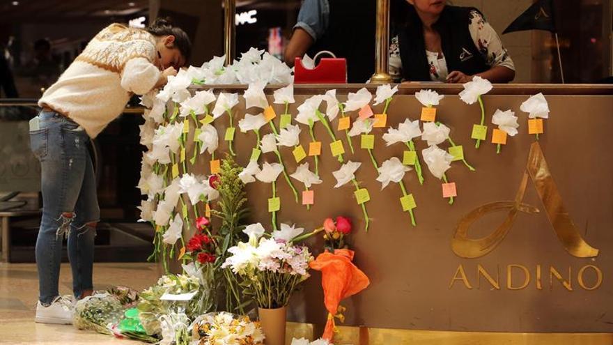Mujer buscada por atentado en Bogotá dice ser víctima de persecución
