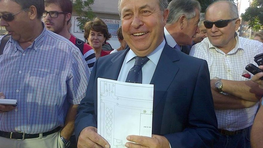El alcalde de Granada en funciones, José Torres Hurtado / EP