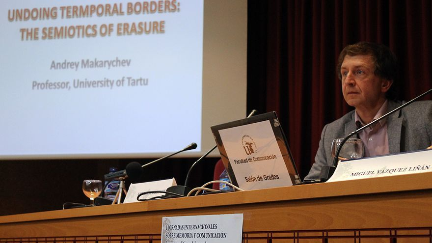 Andrey Makarychev, profesor de la Universidad de Tartu (Estonia).