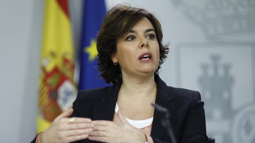 """El Gobierno avisa a los independentistas en Bruselas de que están allí """"gracias a su DNI español"""" y la UE """"que critican"""""""