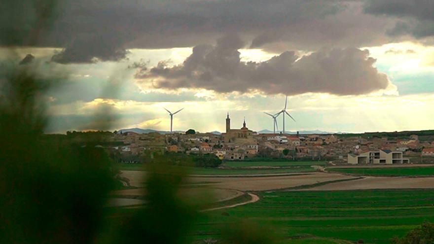 Fuendetodos (Zaragoza).