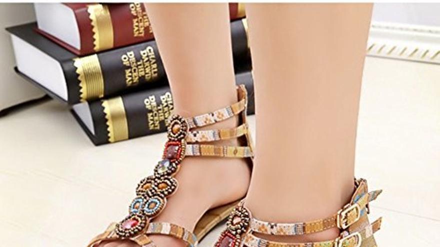 Sandalias de fantasía