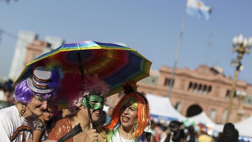 Argentina se suma al Día contra la Discriminación por Orientación Sexual