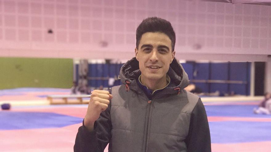 Joel González reaparecerá en el Abierto de Holanda.