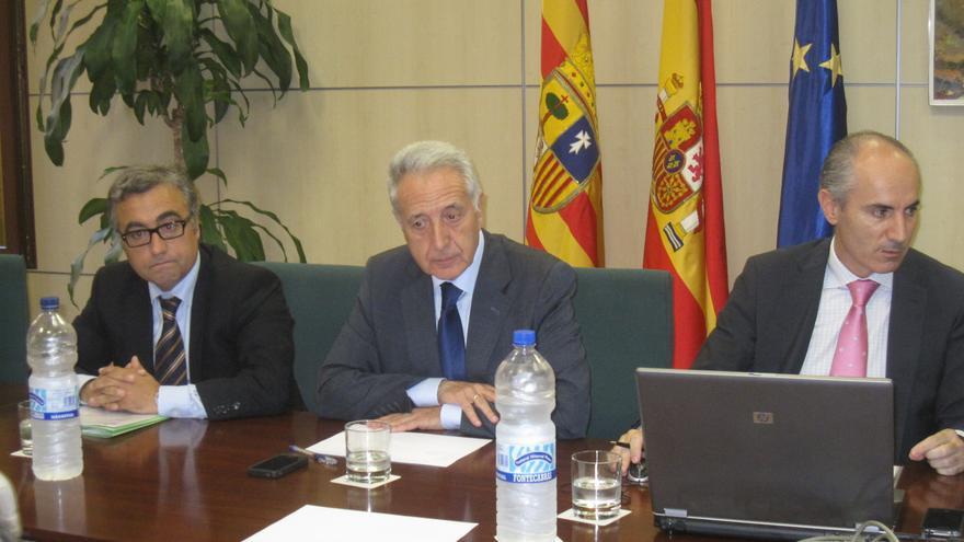 Modesto Lobón es el presidente de Sarga. Foto: Gobierno de Aragón