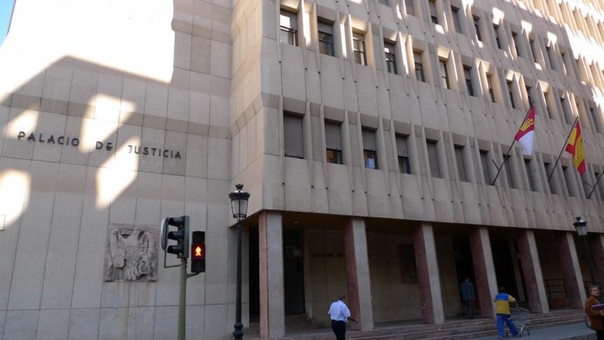 Palacio de Justicia de Albacete / Europa Press
