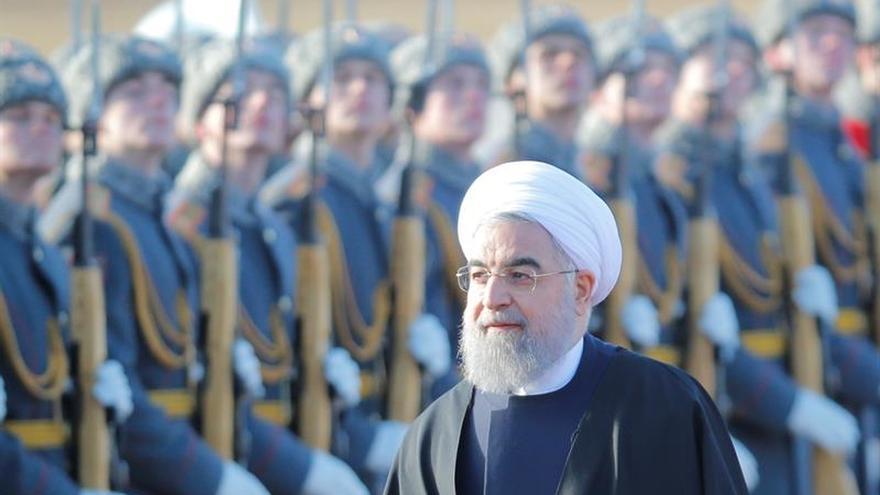 """Irán condena el uso de armas químicas en Siria y pide desarmar a los """"terroristas"""""""