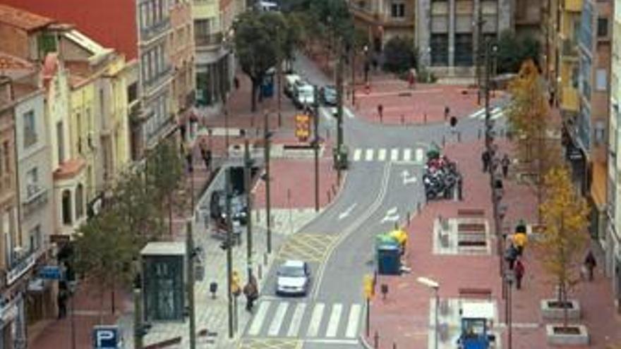 Vista de la ciudad de Terrassa.