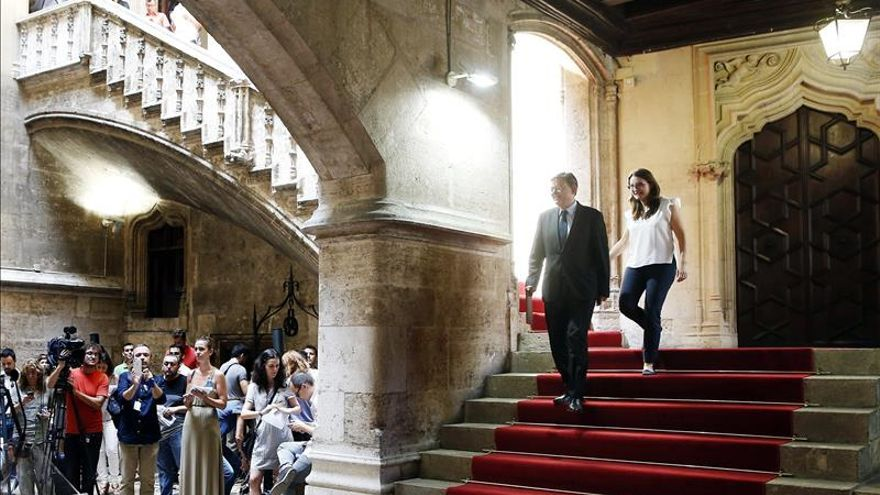 Puig incluye en su gobierno a la exportavoz del CGPJ y a la secretaria de Igualdad del PSOE