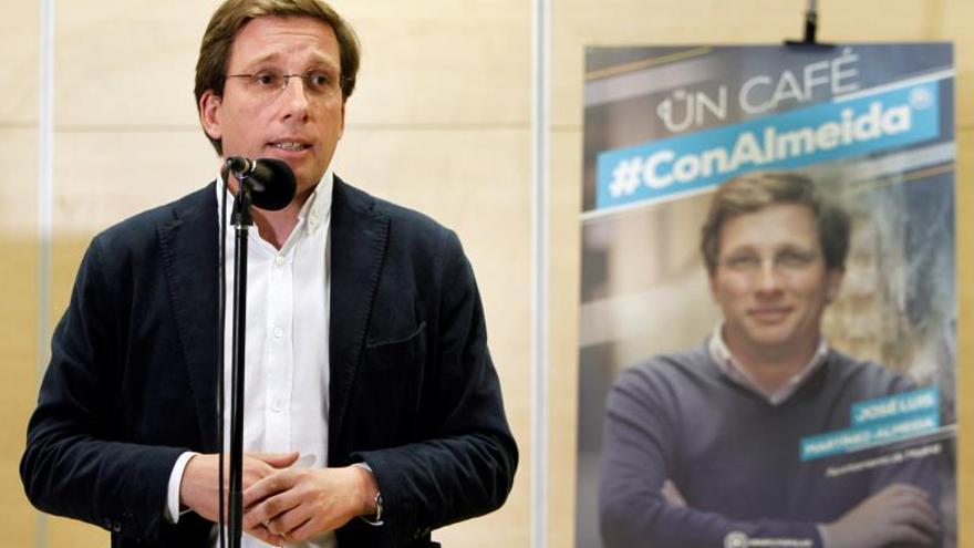Almeida: Sánchez se pasa las primarias por el forro y es un lastre para Pepu