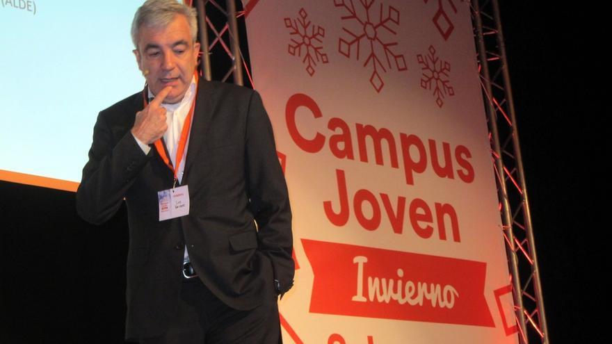 """Luis Garicano apuesta por """"una verdadera revolución educativa"""" para hacer frente a los nuevos cambios sociales"""