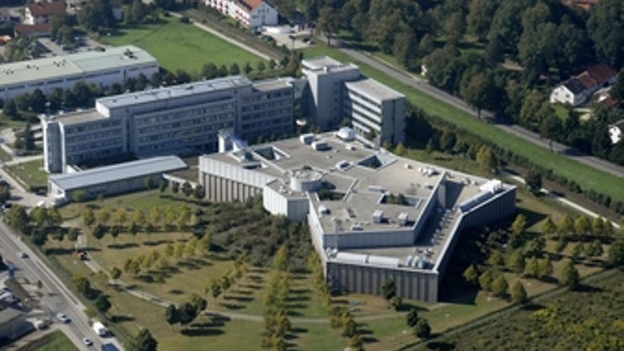 Las instalaciones de Amadeus en Erding (Munich)