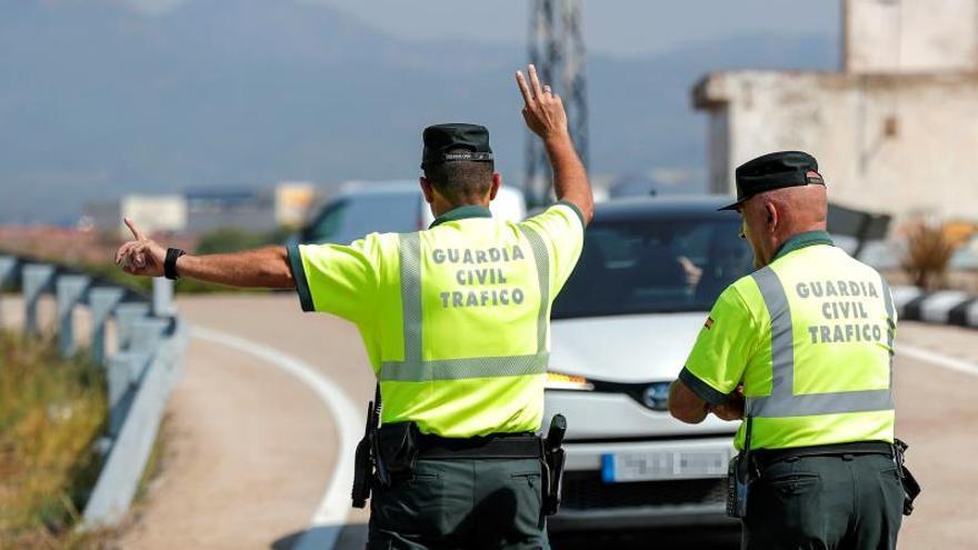 La Guardia Civil busca un coche robado con un bebé en su interior en Villalba (Madrid)