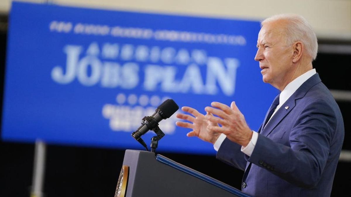 El presidente Joe Biden encabeza la campaña pro vacunación.