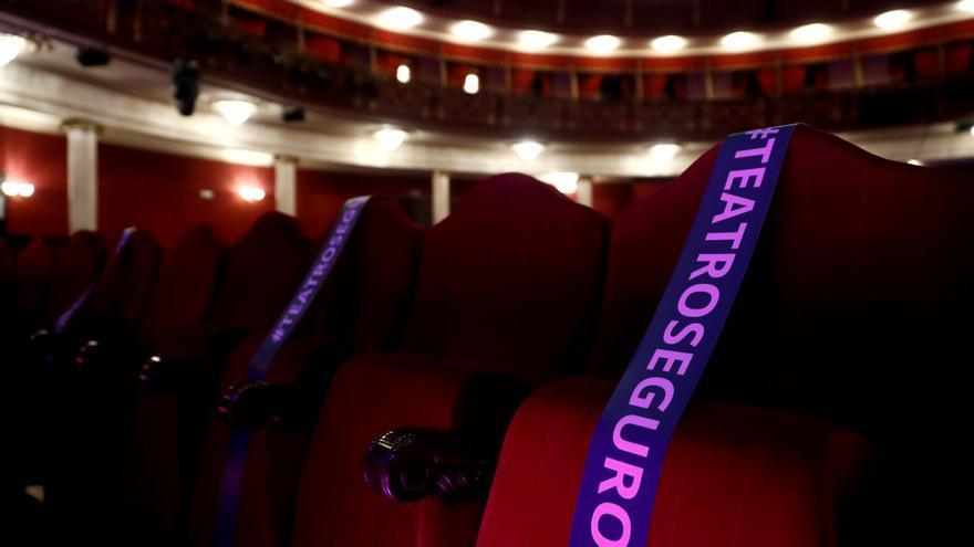 El palco real del Teatro Real de Madrid
