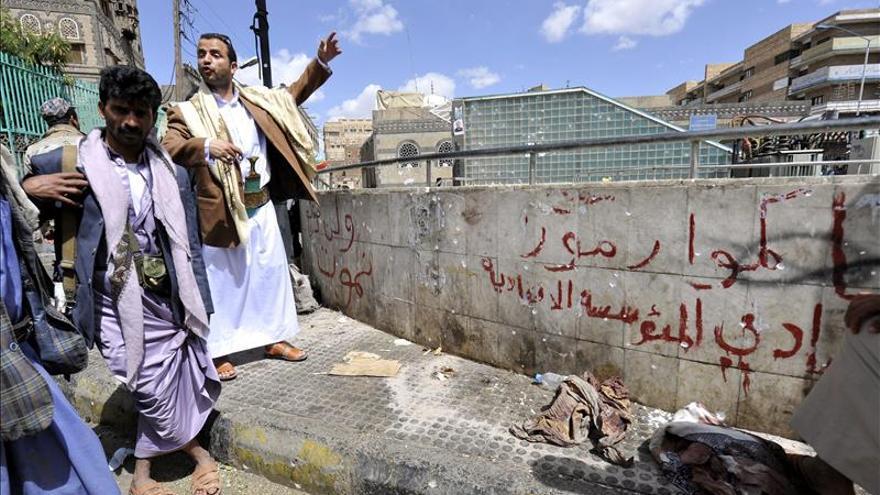 Al menos 5 muertos en choques entre milicianos chiíes y clan suní en Saná