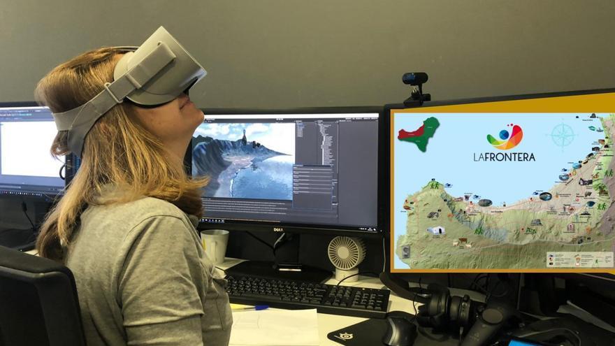 Realidad virtual La Frontera