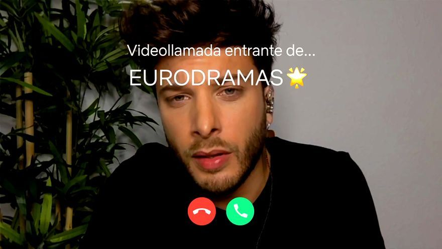 """""""¡Que no he ganado Eurovisión!"""""""
