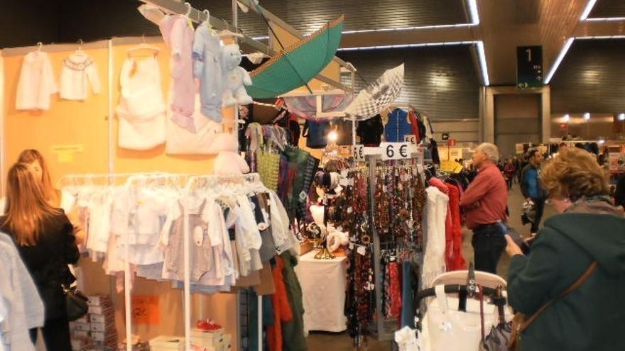 Más de 160 comercios ofertarán descuentos de hasta el 80% desde este viernes en el certamen Stock Euskadi