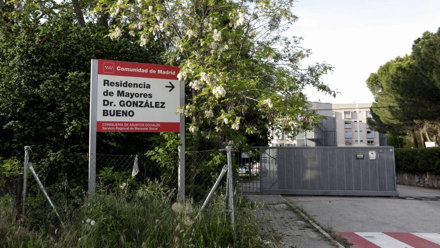 Residencia pública Doctor González Bueno (Madrid). / Jesús Hellín