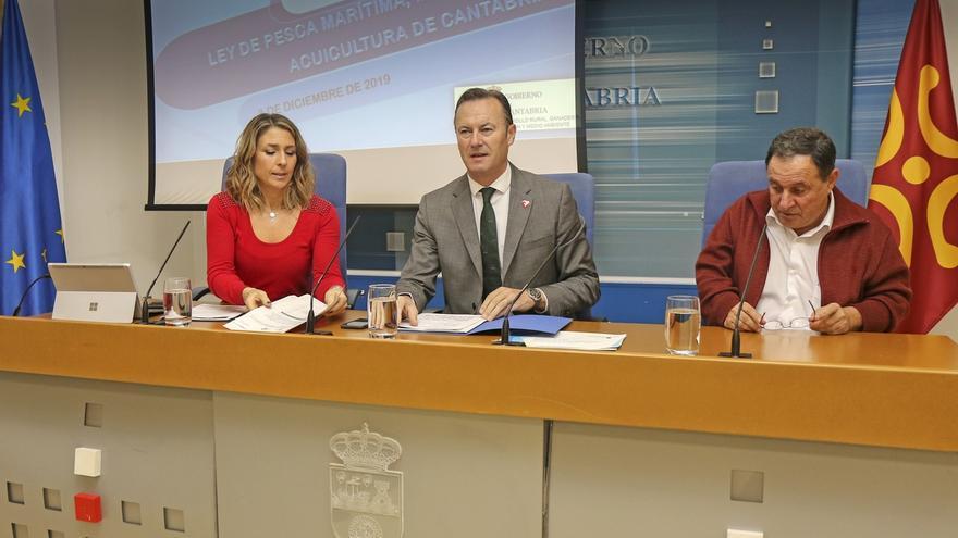 Cantabria tendrá en primavera su primera ley de pesca marítima, marisqueo y acuicultura para dar más seguridad al sector