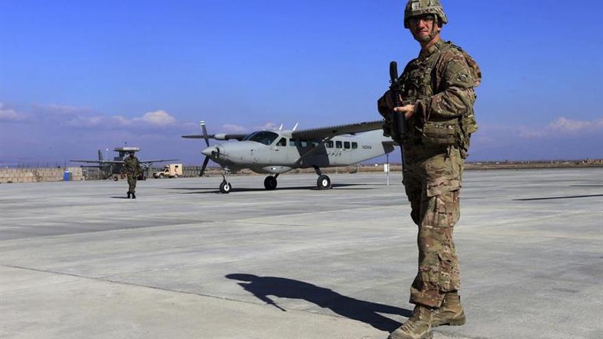 Soldados de EE.UU. muertos en Afganistán pudieron sucumbir a fuego amigo