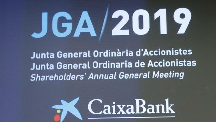 CaixaBank pagará el 15 de abril un dividendo complementario de 10 céntimos