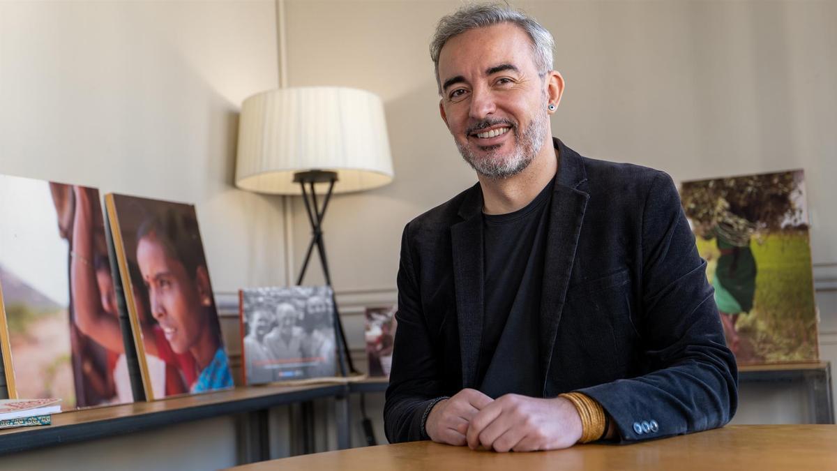 Asensio Rodríguez, nuevo director general de la Fundación Vicente Ferrer en España