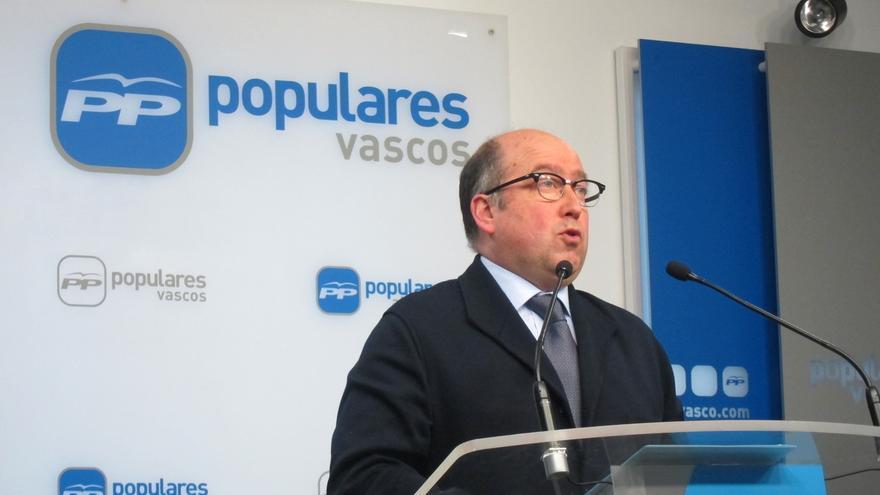 """PP vasco dice que una reunión entre el Parlamento vasco y los presos de ETA sería """"un nuevo golpe a las víctimas"""""""