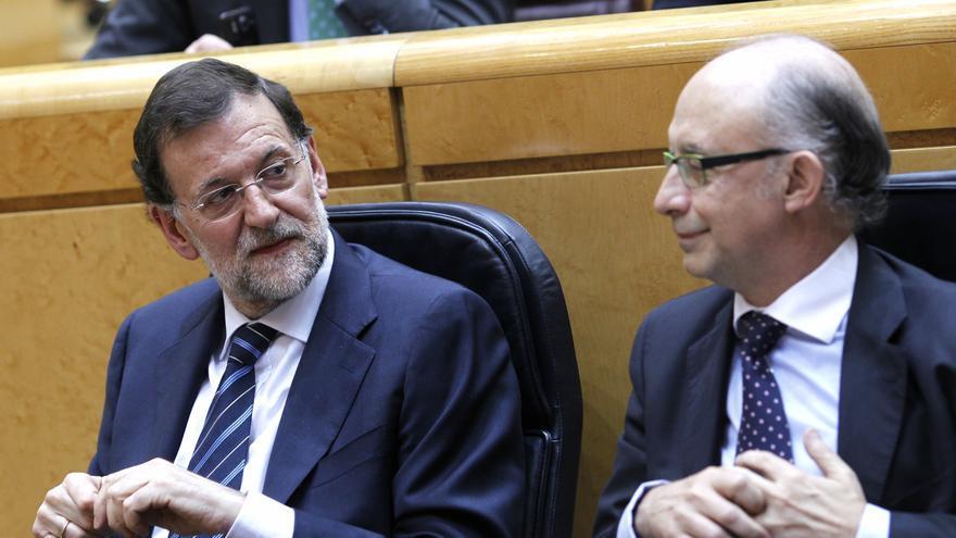 Montoro se encara con Aguirre y le reprocha sus críticas sobre impuestos