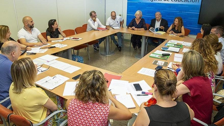Educación traslada a la Junta de Personal Docente la propuesta de cupo para Infantil y Primaria