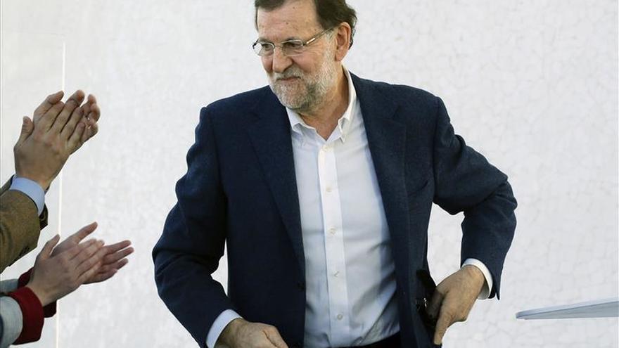 """Rajoy ve """"lógico"""" debatir solo con Sánchez: """"es lo que se ha hecho siempre"""""""