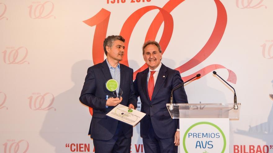 Viviendas Municipales de Bilbao recibe el premio extraordinario a la gestión de vivienda en los galardones de AVS