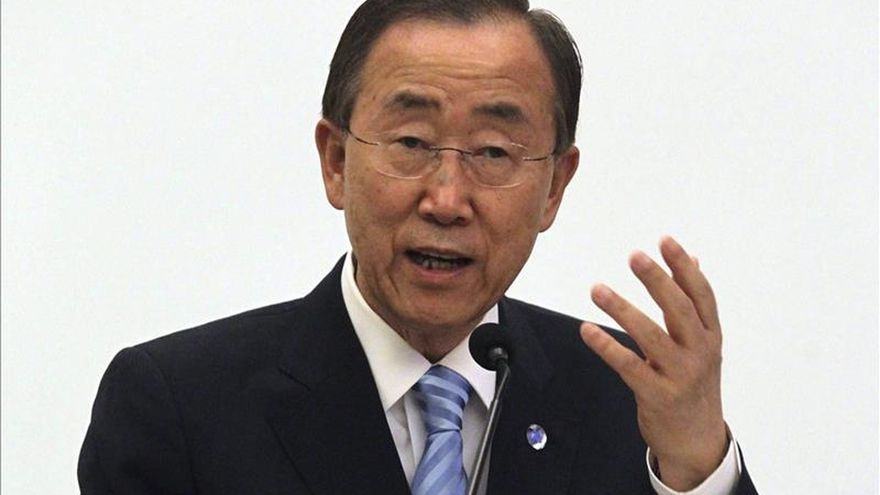 La ONU dice que Ban  Ki-moon irá al Sahara Occidental tan pronto como sea posible