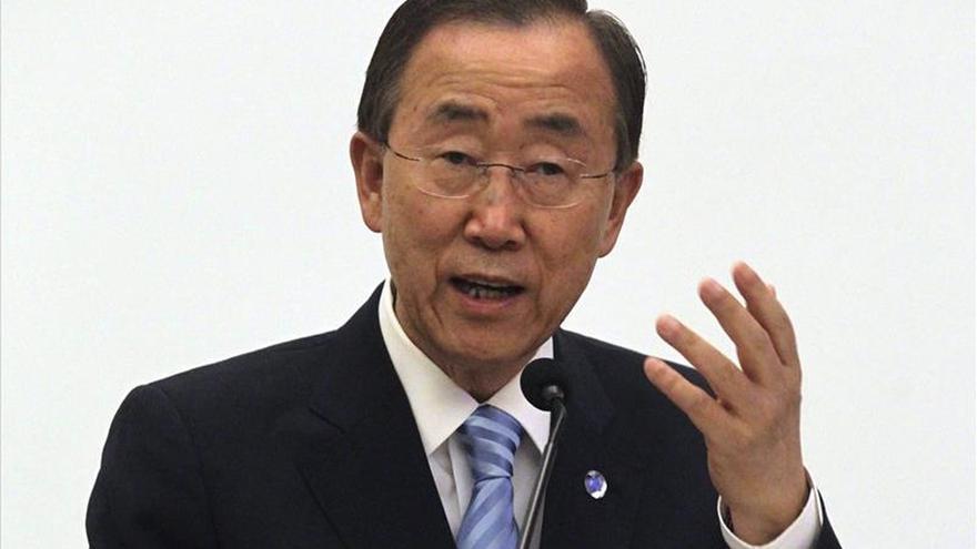 La ONU dice que Ban  Ki-moon irá al Sahara Occidental tan pronto como sea posible
