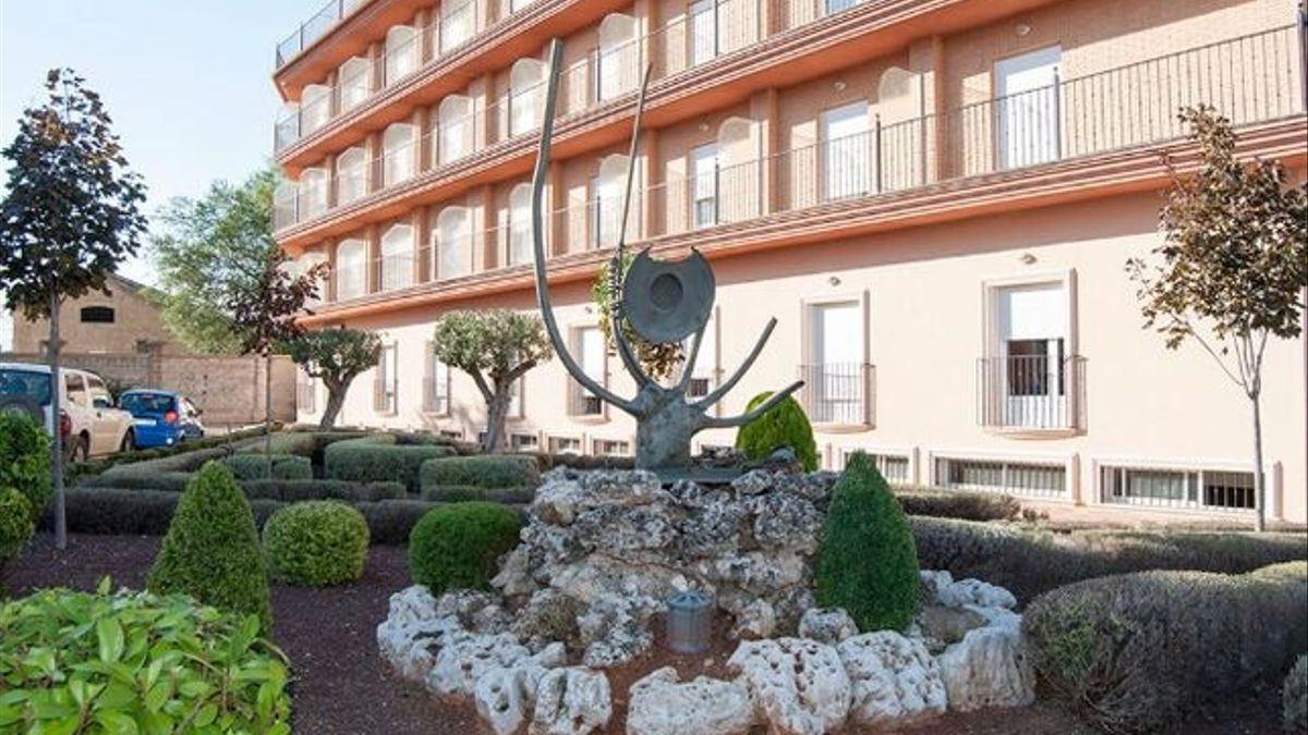 Residencia de mayores 'Fonda Oriental'