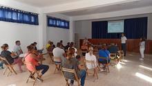 Formación en protocolos sanitarios en La Graciosa.