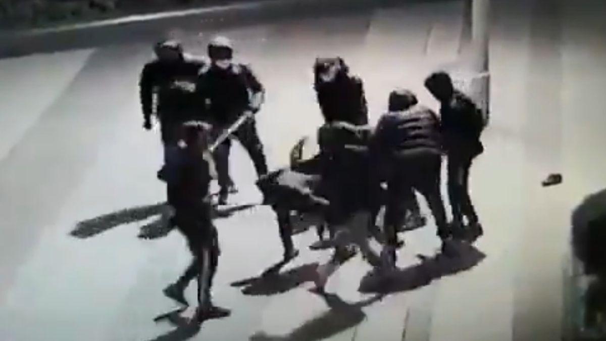 Brutal golpiza a adolescente en Francia